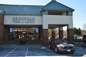 Centreville Tire & Auto